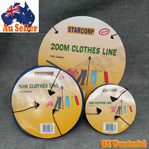 CLOTHESLINE-20M-50M-200M-PVC-COATED-WIRE-CORE-CLOTHES-LINE-REPLACEMENT-NEW