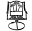 Patio-dining-set-8-person-Palm-Tree-chairs-with-Nassau-rectangular-table thumbnail 3