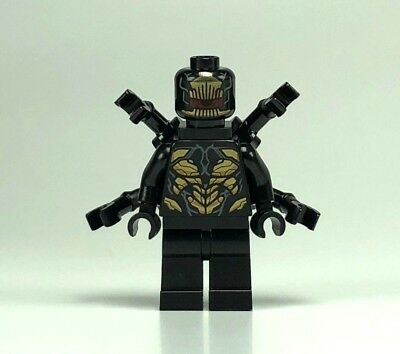 LEGO® Minifigure Outrider Minifig Split from Set 76104