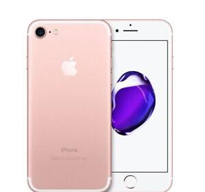 APPLE IPHONE 7 32GB ROSE GOLD ROSA GARANZIA 24 MESI NUOVO SIGILLATO 32 GB