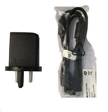 ORIGINAL SONY XPERIA EP880 MOBILE WALL CHARGER ADAPTER & MICRO USB DATACABLE