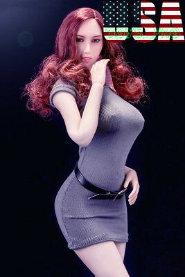"1//6 Scale Cheongsam Dress Underwear Set For 12/"" TBLeague VERYCOOL Female Figure"
