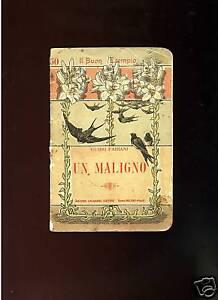 G-Fabiani-UN-MALIGNO-1903-Vallardi-Illustrato