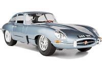 Jaguar E-type Coupe Bburago 1:18 Scale Diecast Model Gift For Him Bnib