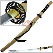 Sugoi Steel Ronin Sword Tengu Battle Ready 1060 High Carbon Katana 47 Functional