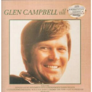 GLEN-CAMPBELL-At-The-Country-Store-LP-VINYL-UK-Country-Store-14-Track-Cst004