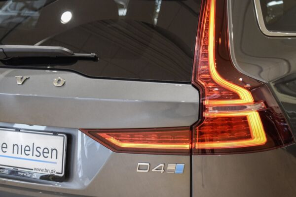 Volvo V60 2,0 D4 190 Inscription aut. - billede 3