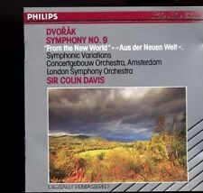 Dvorak / Symphony No.9 Symphonic Variations - Davis