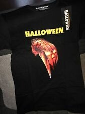 Halloween (Michael Myers) Film Movie Horror Official T shirt Size: Small BNWT