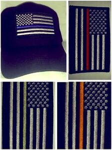 Tactical Operator Patch Hat Police Blue-Fire Red-Military Green-EMS ... 7271057c4ee