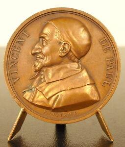 Medal-Saint-Vincent-of-Paul-or-Vincent-Depaul-1821-Sc-E-Gatteaux-Medal