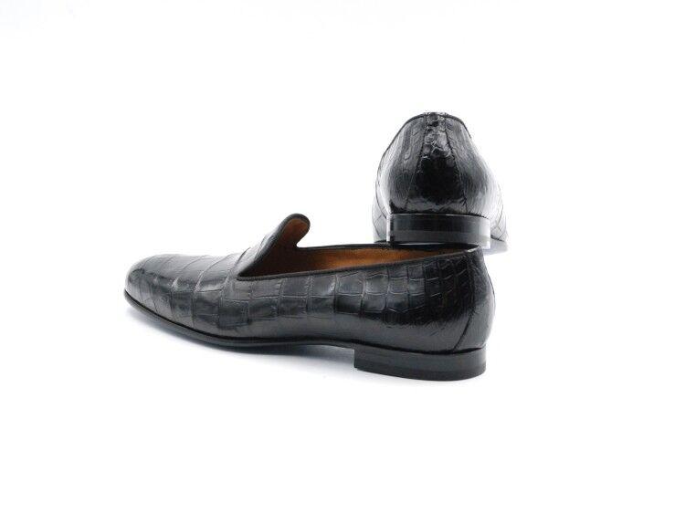 Sutor - Femmetellassi - Sutor Mocassino Loafer in coccodrillo ec7b8d
