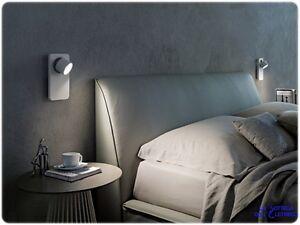 Beebo applique plafoniera lampada orientabile a led da w o w ebay