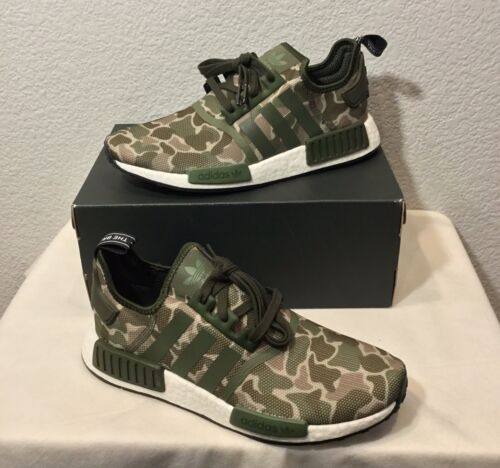 para r1 camuflaje Originals talla d96617 ~ 9 ~ Zapatos Adidas ~ hombre Nmd twx5OPXgn