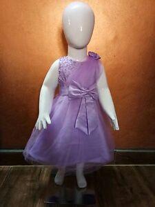 Kids-Party-Dress-Purple-Colour-3-4-Yrs