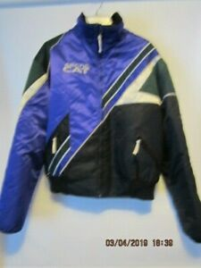 Women-039-s-Arctic-Cat-Snowmobile-Jacket-Size-Medium-Tall