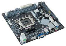ECS H81H3-M4 LGA 1150 Intel 4th Gen Core i3 / i5 / i7 MicroATX Motherboard