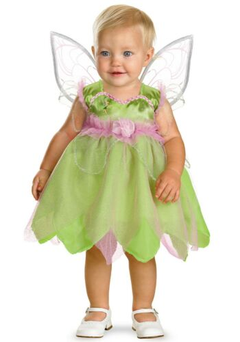 Tinkerbelle Infant//Toddler Costumes 12-18 Months
