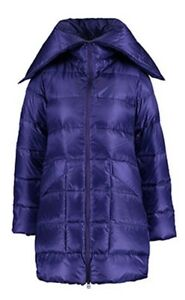 PLEATS-PLEASE-Issey-Miyake-Lightweight-Quilted-down-Padded-Coat-Size-4