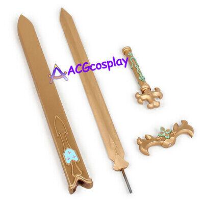 Sword Art Online Sao Alice sword prop with sheath pvc cosplay prop acgcosplay