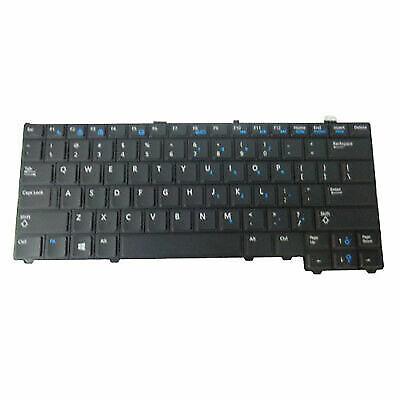 Backlit Danish Dansk Norwegian Keyboard Tastatur for Dell Latitude E7440 E7240