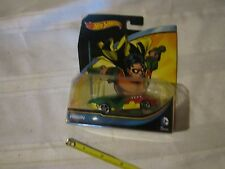 Hot Wheels 2013 1:64 DC Comics Robin Car