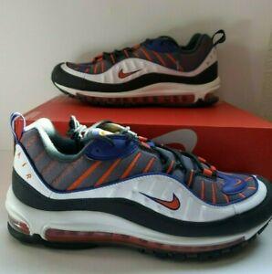 Details about Men's Nike Air Max 98 Shoes Phoenix Gunsmoke Suns Team Orange 640744 012 Size 11