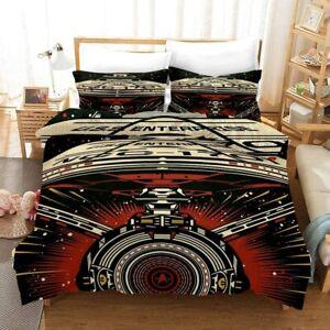 Star Trek Enterprise 3pcs Bedding Set Duvet Cover Pillowcases Comforter Cover Ebay