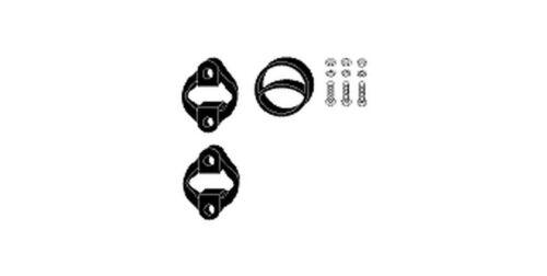 HJS Montagesatz Abgasanlage 82 12 2219 für E36 BMW Z3 Roadster 3er Compact 316