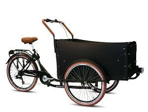 Troy-KinderTransportrad-Lastenfahrrad-bakfiets-7-G-Shimano-Kettenschaltung-schwa