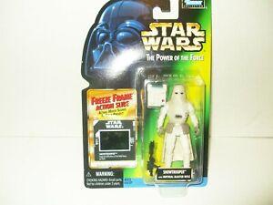 Star-Wars-SNOWTROOPER-POTF-Freeze-Frame-Carded-Figure-1998-MOC-Hoth-Stormtrooper
