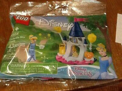 LEGO 30554 Disney Cinderella Mini Castle 43 Pieces