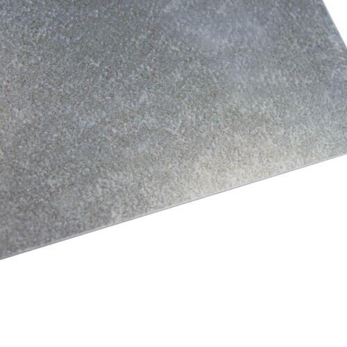 21,80€//m² verzinkt 0,75 mm Stahlblech Eisen Metall Feinblech Blech DX51