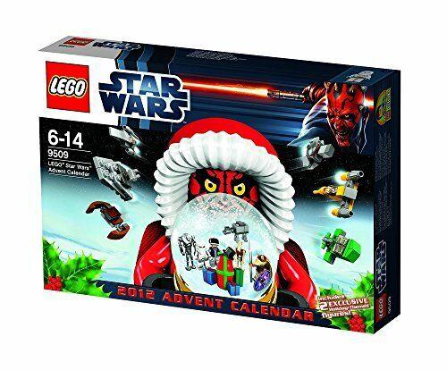 LEGO Stern Wars Advent Calendar (2012) Set 9509