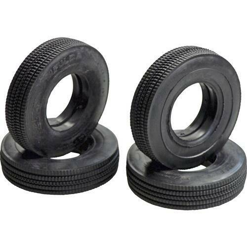 Carson modellsport pneumatici ribassati 500907583 1:14 4 pz