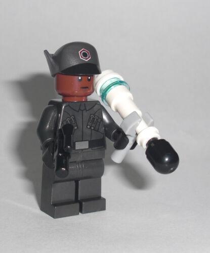 Finn 75201 LEGO Star Wars - Figur Minifig Last Jedi First Order Rose 75201