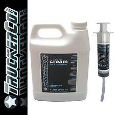 1 liter TruckerCo Cream latex tubeless tire sealant maxxis hutchinson kenda ust