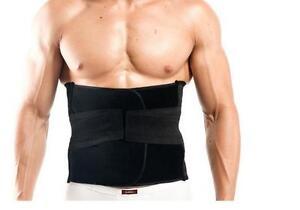 Abdomen Binder Belly Fat Burning Gym Exercice Tummy Shaper Wrap Brace Ceinture