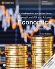 Cambridge International AS and A Level Economics Coursebook with CD-ROM by Colin Bamford, Susan Grant (Mixed media product, 2014)