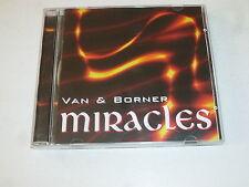 VAN & BORNER - Miracles - 2003 9-track Polish CD LP
