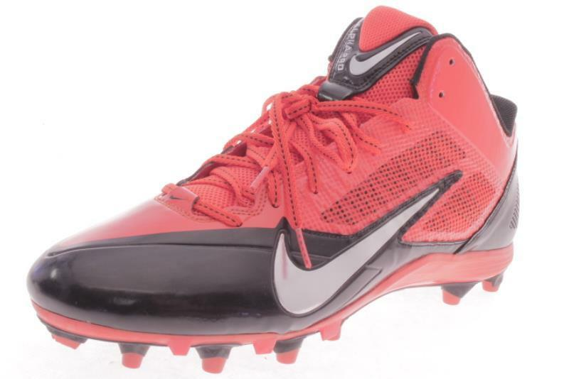 Mens Large Size Nike Alpha Pro Multi color Football Cleats 14 M..433A