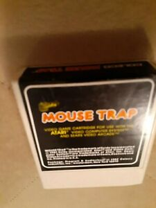 MOUSE-TRAP-by-COLECO-for-ATARI-2600-CARTRIDGE-ONLY-FREE-SHIPPING
