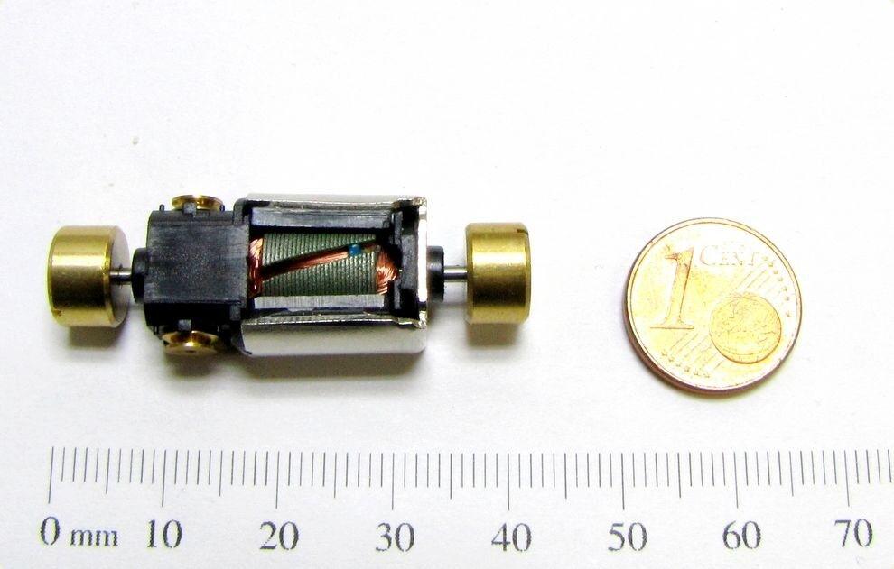 Ersatz-Motor z.B. für MINITRIX Modelle 1 160 Spur Spur Spur N - NEU  | Bevorzugtes Material  347dc6