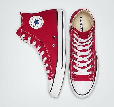 Converse Chuck Taylor All Star Red NEW