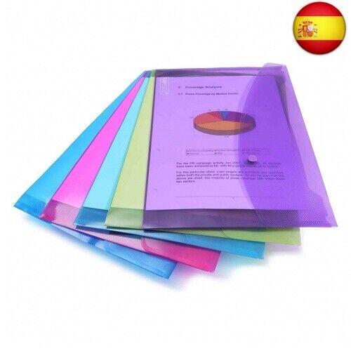 Rapesco Documentos - Carpeta portafolios A4+ horizontal, en (05, Documentos)