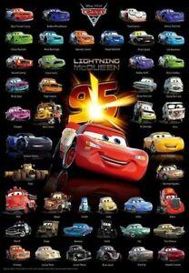 Neu Spielzeug Klein Auto Disney Cars 3 mattel Promo Auf Menge