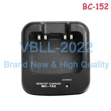 BC-152 Li-ion Batteries Rapid Charger for ICOM Radios IC-FV85 IC-M87 IC-M88
