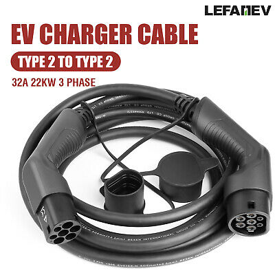 charging cable for electric cars
