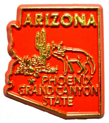 Arizona The Grand Canyon State Souvenir Fridge Magnet