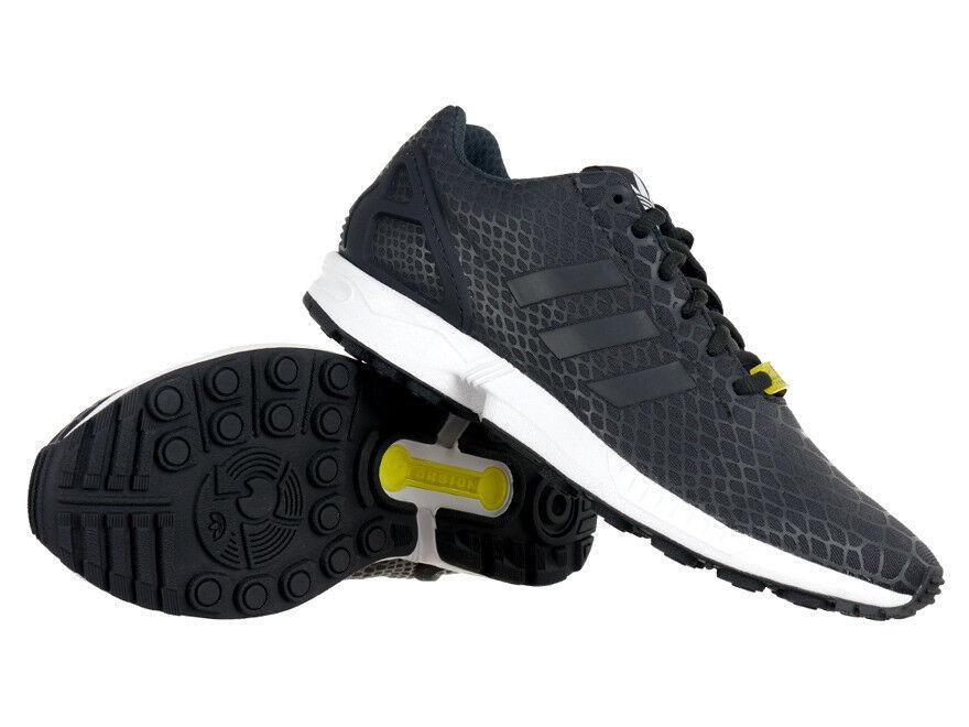 Adidas Originals ZX flujo TechFit de entrenadores deportivos running zapatos de TechFit los hombres de torsion 1208b3